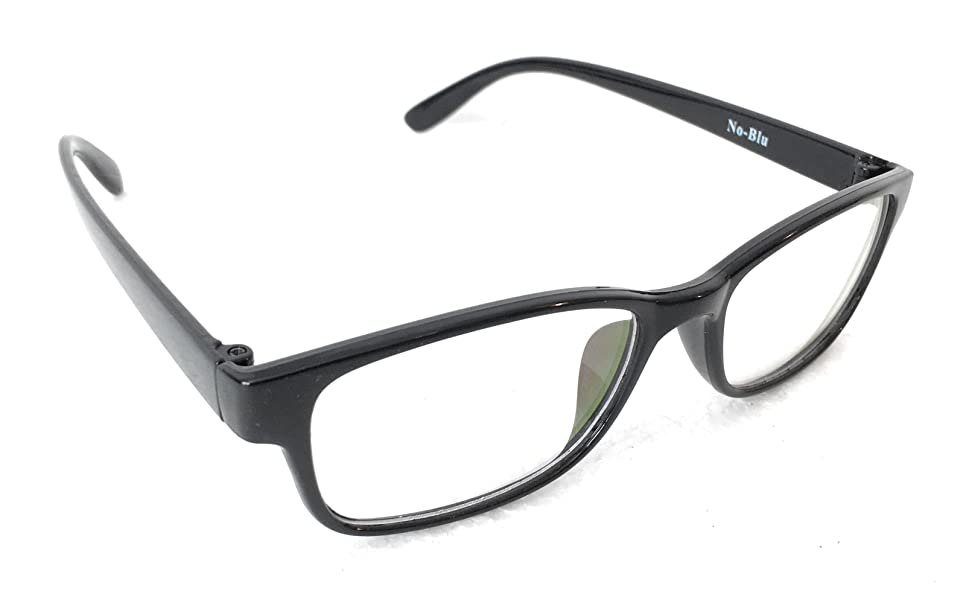 39bdd35f271db No-Blu glasses are perfect for the office or anywhere public or at home.  Most people won t even notice you are wearing them. They are designed to be  simple ...