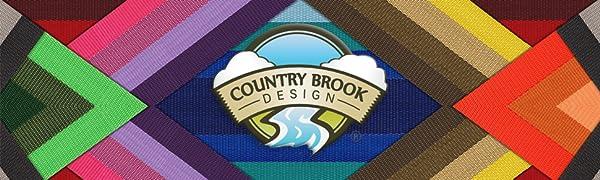 country brook design nylon webbing