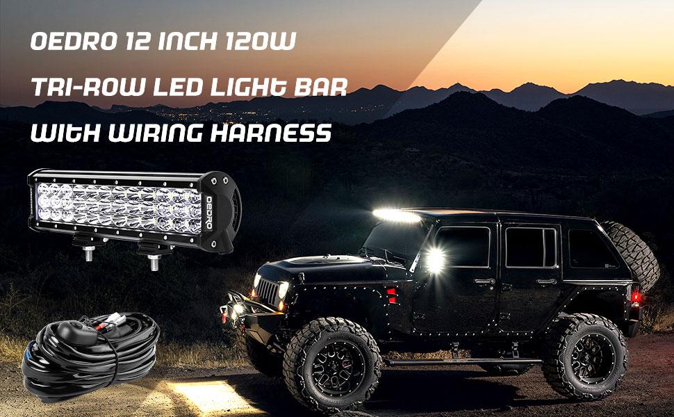 led light bar 12 inch