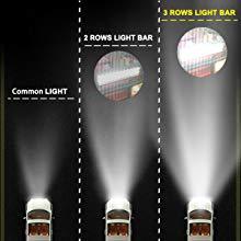 led light bar tj