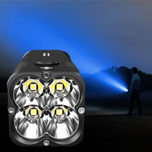 4x CREE XHP35 HD LEDs