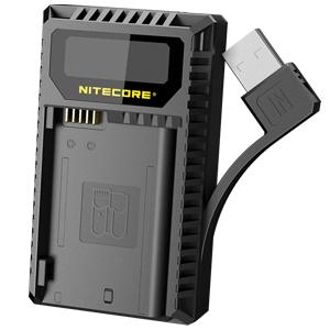 nitecore unk2 nikon en-el15 battery charger