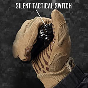 Silent Tactical Switch