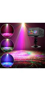 water wave laser lights