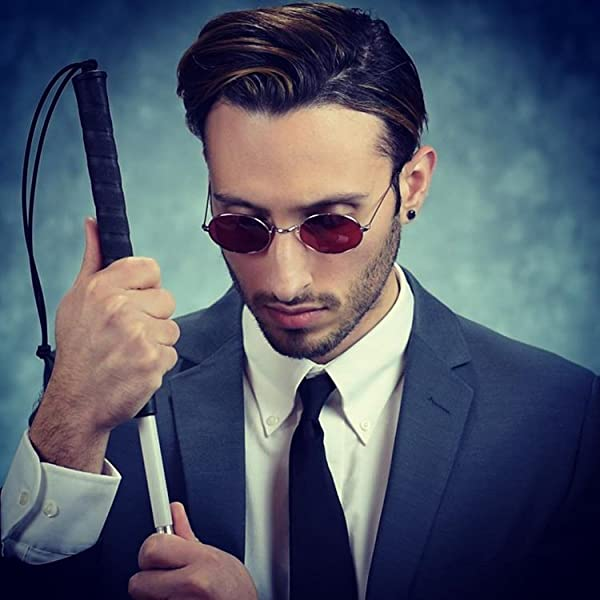 fbea5fed23 Amazon.com  Magnoli Clothiers Daredevil Murdock Sunglasses  Clothing