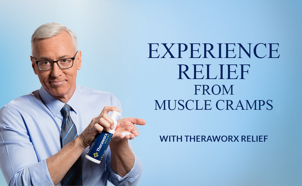 Theraworx Relief Fast-Acting Foam for Leg Cramps, Foot Cramps and Muscle  Soreness, 7 1oz