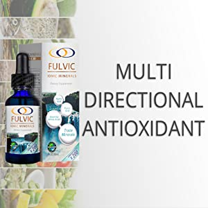 Multi directional antioxidant