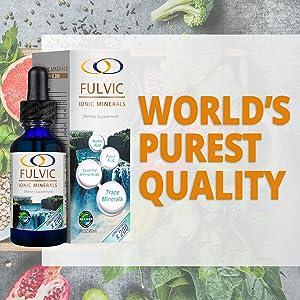 World's purest quality