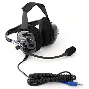 Rugged Radios H42 Ultimate Hardwired Off Road Nexus Jack Cable Gel Ear Seals Cloth Covers