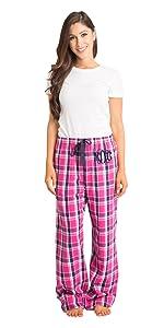 9cebab392a2 zynotti personalized custom customized monogram plaid drawstring flannel  pajama pj lounge pants · zynotti personalized custom customized print ...