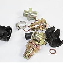 Radiator Connectors