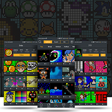 pixel community