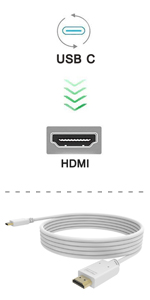usb c to hdm cable