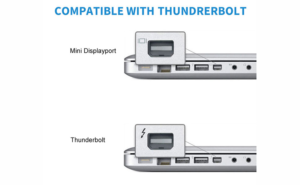 compatible with thunderbolt