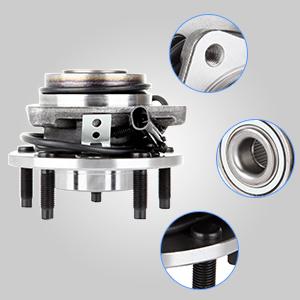Front Wheel Hub Bearings