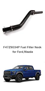 Amazon.com: ECCPP 15712144 TNKFN506 Tubo de depósito de ...