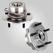 Wheel Hub And Bearing Assembly