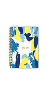 Amazon.com: Agenda mensual diaria de noviembre de 2018 a ...