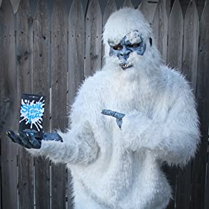 spank the yeti, yeti, bigfoot, littlefoot, little foot, sasquatch, board game, party game, cards