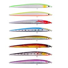 Pencil Fishing Lures Baits Hard Artificial Jigging Bait DW443
