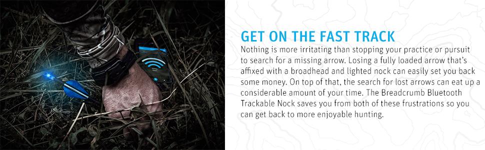 Amazon.com: BREADCRUMB - Pestillo de flecha con luz LED y ...