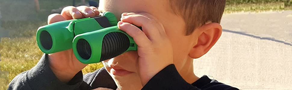 Backyard games outdoor play binoculars for kids