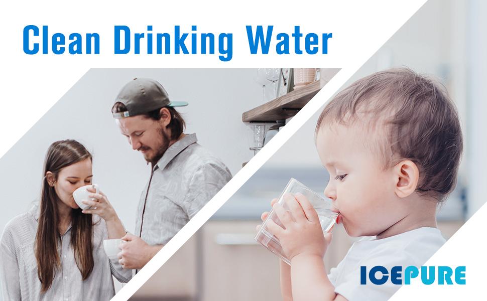 amana refrigerator water filter