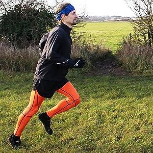 outdoor running