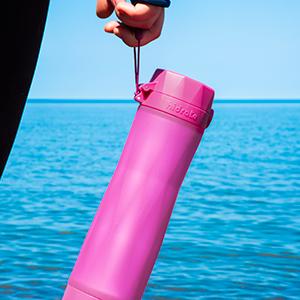 berry hidrate spark 3, smart water bottle