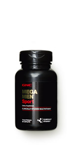 Details of GNC Mega Men Sport