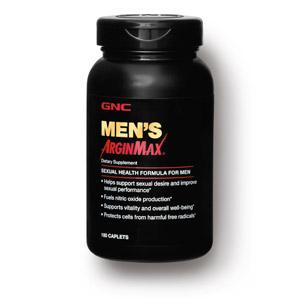 Details of GNC Men's ArginMax
