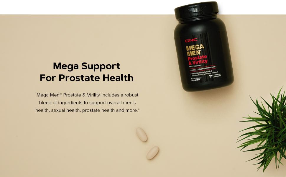 Sexual Health Formula For Men.