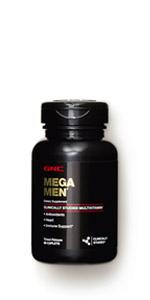 Details of GNC Mega Men