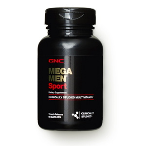 Details of GNC Mega Men Sport