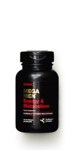 Details of Mega Men Energy and Metabolism