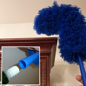 Amazon Com Cleansgreen Microfiber Feather Dusters For