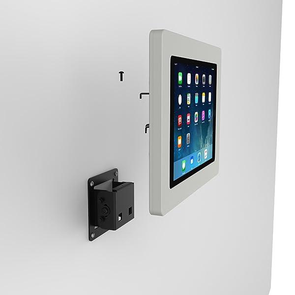 Amazon.com: VidaMount Light Grey Home Button Covered ...