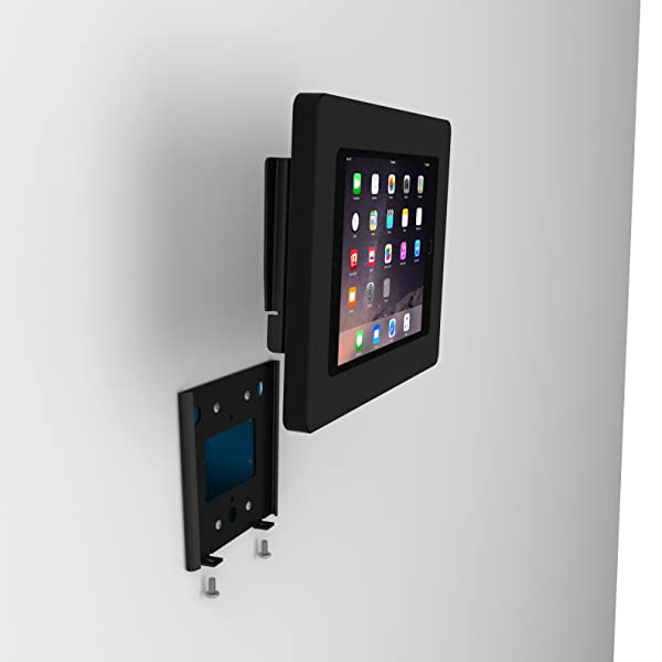 a separable design allows quick docking or removal of your ipad 2 3 or 4 tablet after mounting it onto the wall or protect your ipad 2