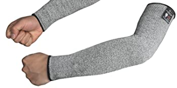No thumb hole cut resistant gloves