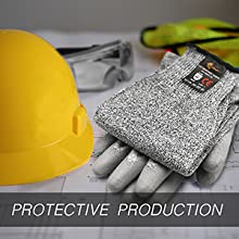 Our EvridWear cut protection sleeves have