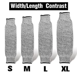 Our cut sleeves