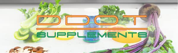 DDOT Supplements detox cleanse weight loss