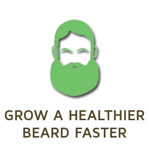 healthier strong beard faster growth conditioning moisturizing natural oil essential treatment