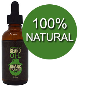 Pure oil beard 100 percent organic natural essential oil thick hair grow repair moisture