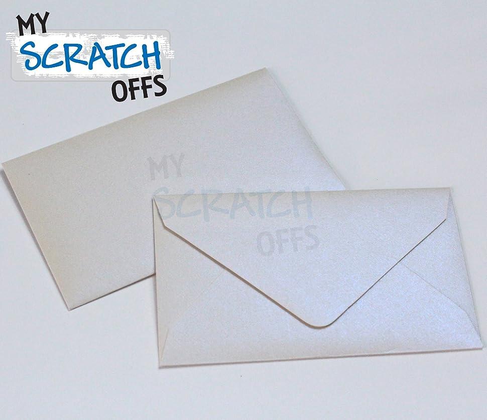 Amazon.com: Wedding Favor 50 Mini Envelopes For $1 State Lottery ...