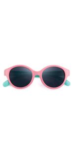 d5aad9f7fa1f Kids Heart Polarized Cute Sunglasses Flexible Rubber Children Girls Age  3-12 · Kids Round Rubber Polarized Sunglasses Cute Shades Girls Boys  Children 3 to ...