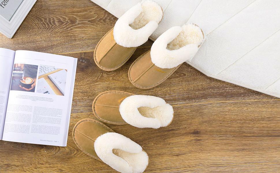 SOSUSHOE womens slippers