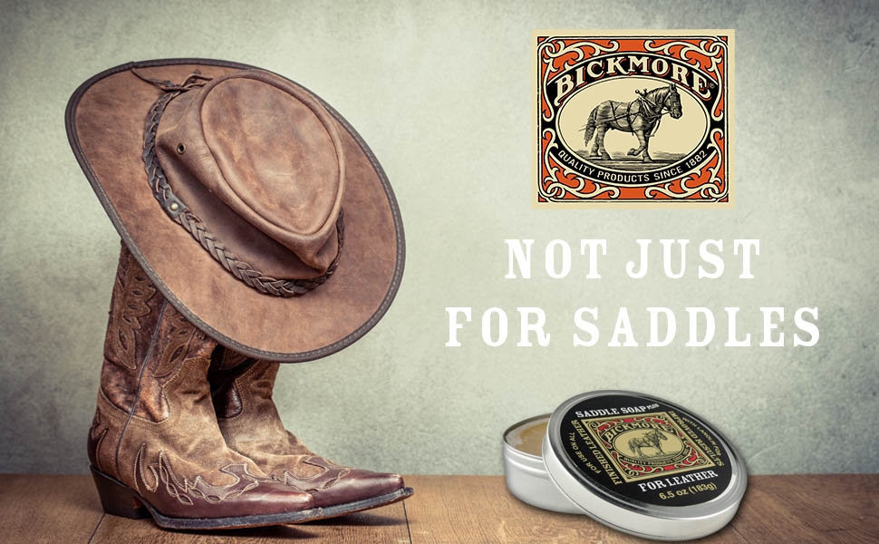 Saddle Soap - Not Just For Saddles