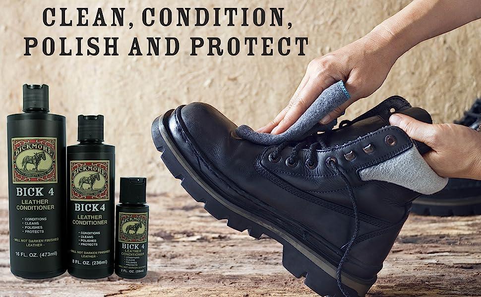 Bick 4 2 oz Leather Conditioner