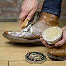 saddle soap, bickmore, leather cleaning
